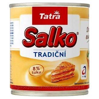 Сгущеное молоко Salko Tradicni 397 g