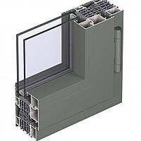Окно алюминиевое Reynaers (Бельгия) CS-86 HI
