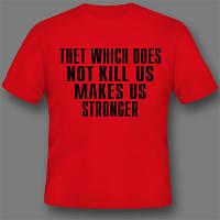 Шелкотрафаретная печать на футболках недорого