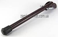 Ножка откидная 14/210 коричневая