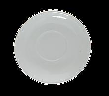 Тарелка белая Alana
