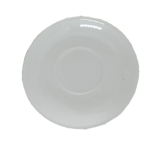 Тарелка белая Alana , фото 2