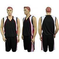 Форма баскетбольная мужская CO-1509-BK. Распродажа!