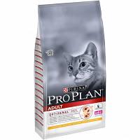 Корм для взрослых кошек (лосось) Pro Plan Adult 10 кг