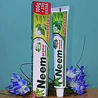 """Зубная паста """"Ним Актив"""" антибактериальная, 125 г, производитель """"Jyothy Laboratories Ltd"""""""