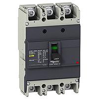 Автоматический выключатель EasyPact 25кA 400В 3P/3T 125A