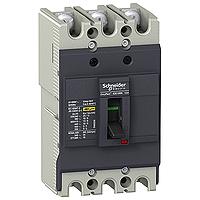 Автоматический выключатель EasyPact 15кA 400В 3P/3T 80A
