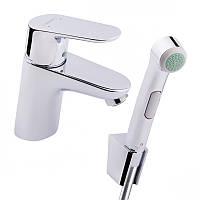 Hansgrohe Focus E2 31926000 Смеситель для умывальника с гигиеническим душем