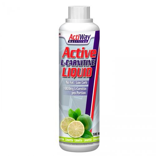 ActiWay L-Carnitine Liquid 1000 ml