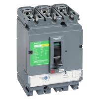 Автоматический выключатель EasyPact CVS160B TM100D 3P3D, 25kA