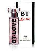 Духи с феромонами женские BT-LOVE, 50 мл.
