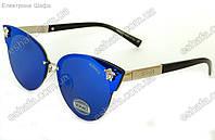 Стильные солнцезащитные женские очки  Versace