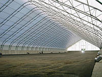 Сельскохозяйственный склад – ангар для хранения зерна