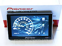 "5"" GPS навигатор Pioneer HD - 4Gb+FMT, фото 1"