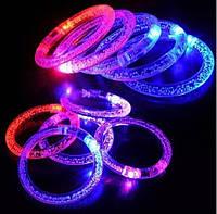 Светящиеся браслеты на руку