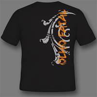Шелкотрафаретная печать на футболки, любой текстиль
