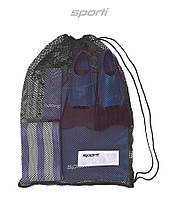 Сетка-мешок для инвентаря Sporti Mesh Bag (Black), фото 1