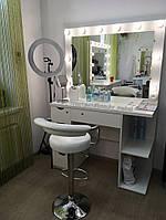"""Стол визажиста для макияжа, рабочее место парикмахера """"Fashion"""", гримерный стол"""