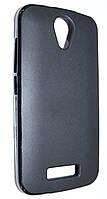 Силиконовый чехол для телефона DOOGEE X6/X6PRO Black