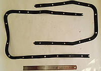 Прокладка картера масляного КАМАЗ (поддона) 740.1009040 (пробка+каучук) (пр-во Россия)