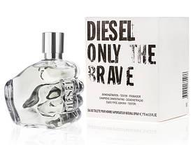 Тестер мужской Diesel Only the Brave (Дизель онли зе брейв),75 мл