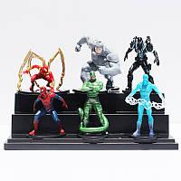 Набор фигурок Спайдер Мен Ultimate Spider-Man Figure Play Set