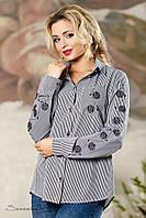 Стильная женская блуза 2157  Seventeen 44-50 размеры