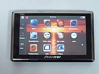 """5"""" GPS навигатор Pioneer PI511A HD 600Мгц+4Gb+AV-in+BT, фото 1"""