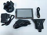 "5"" GPS навігатор Pioneer PI511A HD 600Мгц+4Gb+AV-in+BT, фото 4"