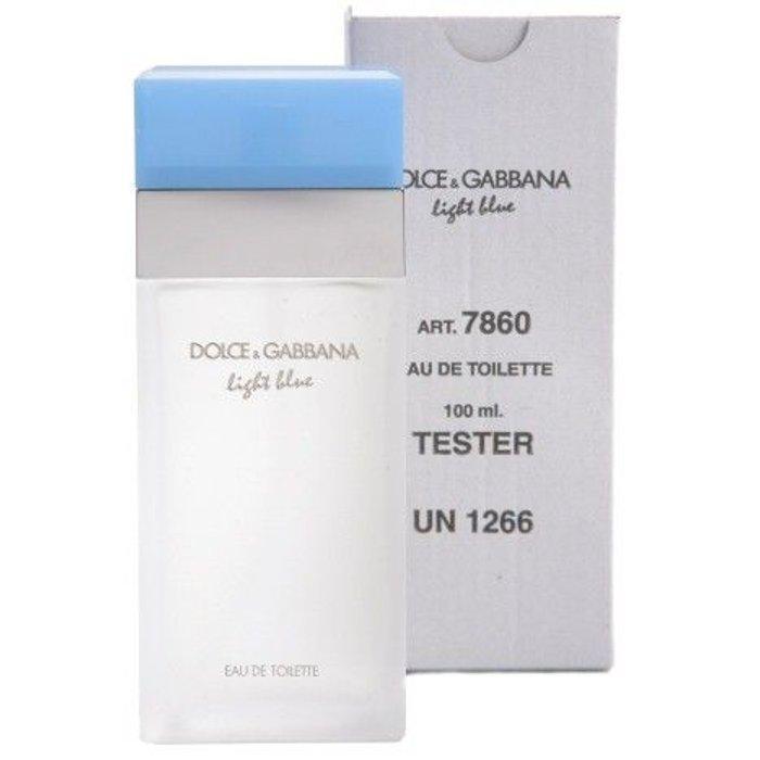 Dolce & Gabbana Light Blue (Дольче Габбана Лайт Блю), женский тестер