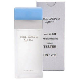 Тестер женский Dolce&Gabbana Light Blue, 100 мл
