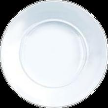 Тарелка белая Abby D246mm