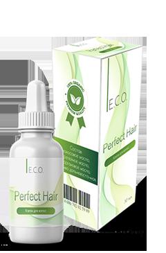 Eco Perfect Hair - капли для красоты волос. Цена, отзывы, состав.