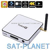 Yoka TV KB2 - Smart TV Android приставка