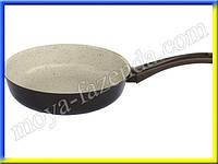 Сковорода антипригарная из литого алюминия