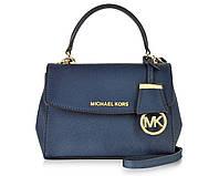 Сумка Michael Kors Ava Medium Blue, фото 1
