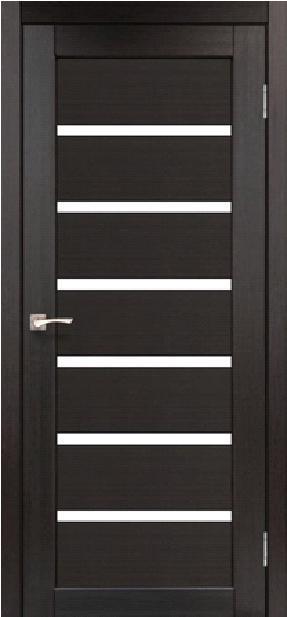 Двери Korfad PR-01 Венге