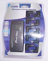 Адаптер universal laptop adapter универсальное зарядное устройство для ноутбуков