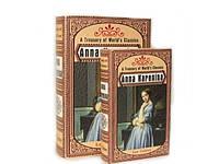 """Книга - шкатулка """"Анна Каренина"""" набор 2в1 на магните, фото 1"""