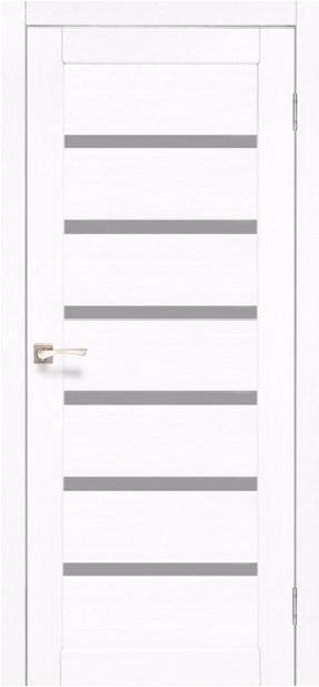 Двери Korfad PR-01 Ясень белый