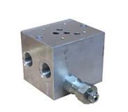 Плита OMT BMA10P3L6X-20 с предохранительным клапаном