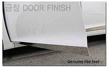 Молдинг дверей (нерж.сталь) - Hyundai YF Sonata / i45(KUMCHANG), фото 3