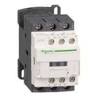 Контактор TeSys 25A, 11кВт(400V AC3), доп. 1н.з+1н.о, AC220V