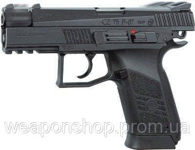 Пистолет ASG CZ 75 P-07 Blowback, фото 1
