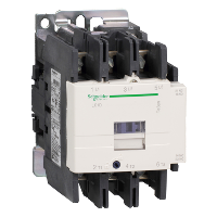 Контактор Schneider Electric TeSys 95A, 45кВт(400V AC3) 1NO+1NC AC 220V