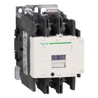 Контактор TeSys 95A, 45кВт(400V AC3),  доп. 1н.з+1н.о, AC220V