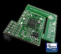 Плата расширения RaZberry 2 Z-Wave Plus для Raspberry Pi - ZMEERAZ2
