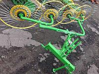 Грабли-ворошилки Bomet (грабли солнышко 4-х колесные. Польша)