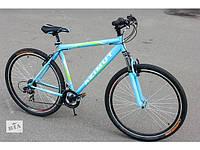 Горный спортивный велосипед 29 дюймов 21 рама  Azimu Fly  (оборудование SHIMANO) синий ***