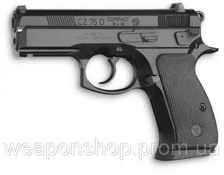 Пистолет ASG CZ 75D Compact, фото 1